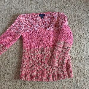 Ladies small sweater